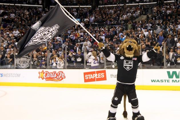 LA Kings Hockey Fest '13 Presented by Pizza Hut Set for Sunday, Sept. 8