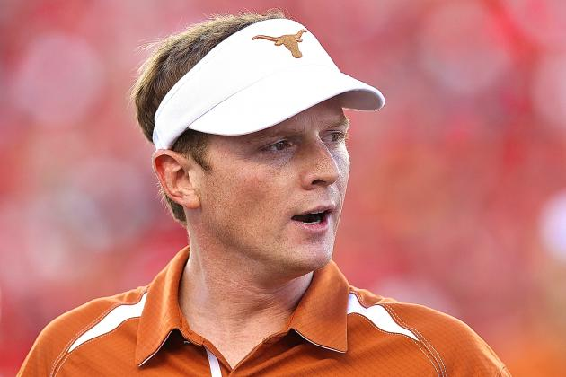 A Road Map of How Texas Football Can Return to Prominence
