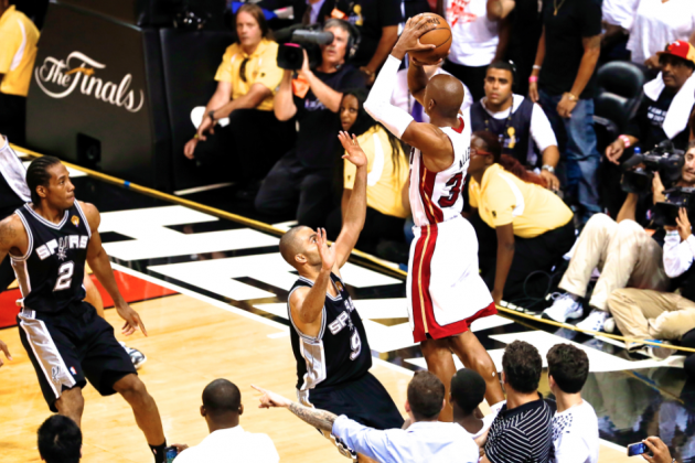 How the 3-Point Shot Has Revolutionized the NBA