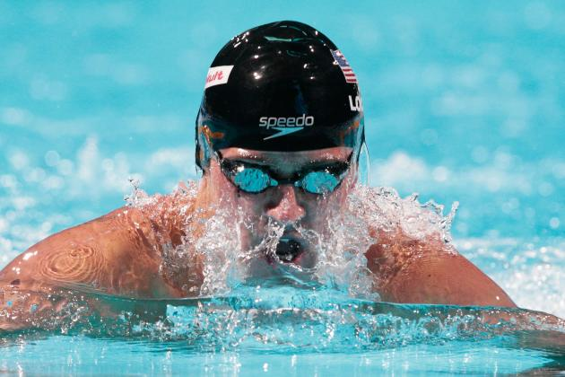 Lochte, Magnussen Back on Top at World Championships