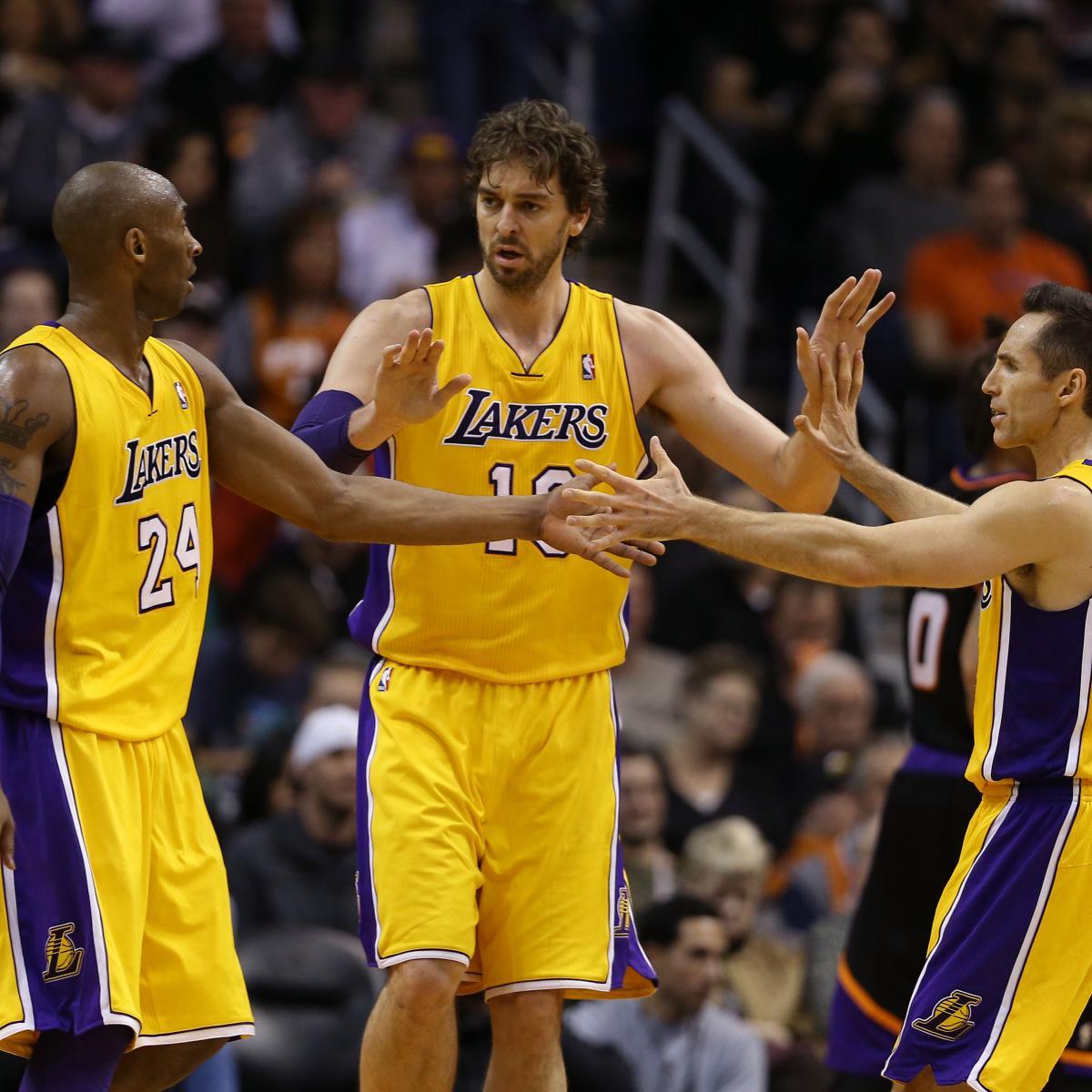 NBA Podcast: 2013-14 LA Lakers Season Preview