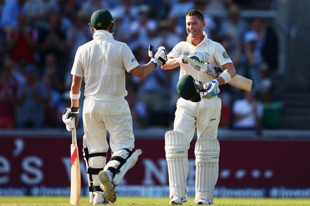 The Ashes: Irresistible Clarke Defies Fortune Yet  Again