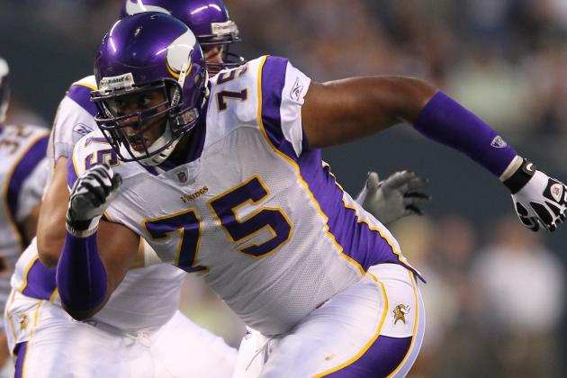 Vikings OL DeMarcus Love Gets 4-Game Suspension