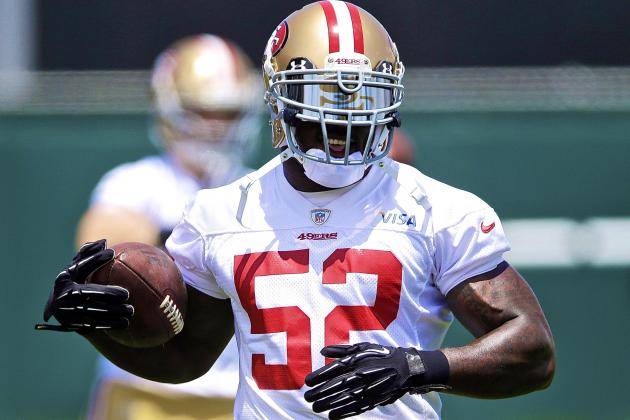 Analyzing What Patrick Willis' Hand Injury Could Mean for 49ers Camp, Preseason