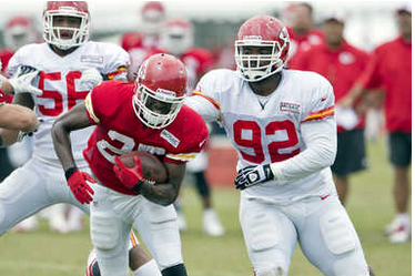 Chiefs' Dontari Poe Quits Barbecue, Sheds Weight