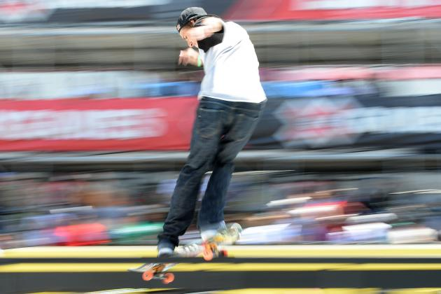 Summer X Games 2013 Results: Medal Winners, Trick Highlights and More