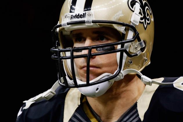 Brees Amazed at Reaction About Takeout Tip