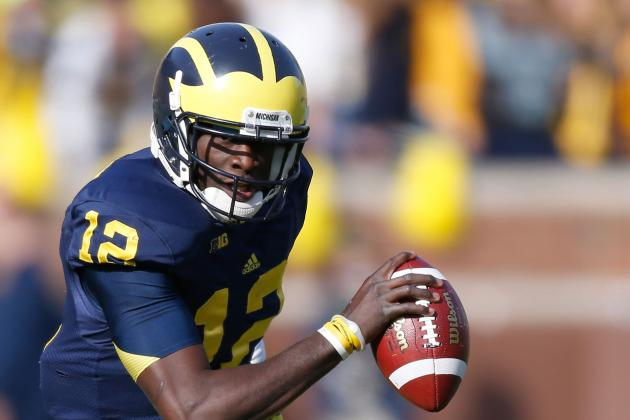 How Devin Gardner Can Lead Michigan to Top 10 Finish in USA Today Poll