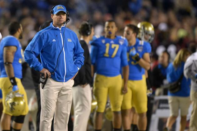 How UCLA Can Move Up in USA Today Top 25 Coaches' Poll