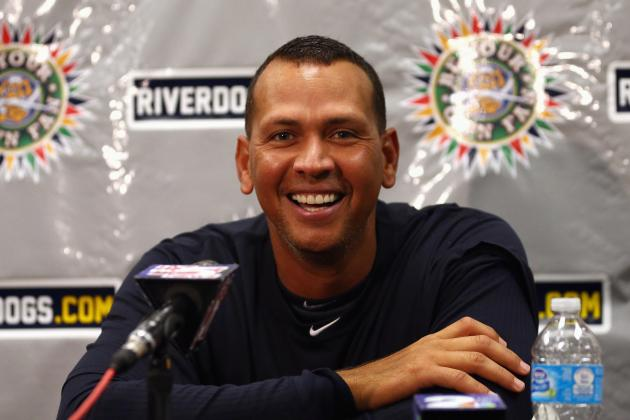 Alex Rodriguez's Suspension Will Send Message to Rest of MLB No Matter What