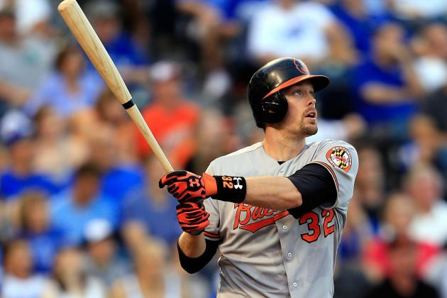 Matt Wieters to the Yankees Should Be an Afterthought for Baltimore Orioles