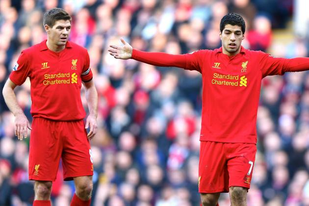 Liverpool: Is Steven Gerrard Right to Say Season Hinges on Luis Suarez Staying?