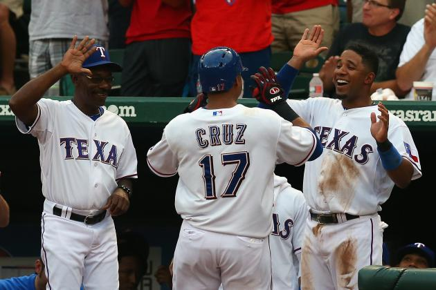 How Nelson Cruz's Suspension Impacts Texas Rangers' Playoff Hopes