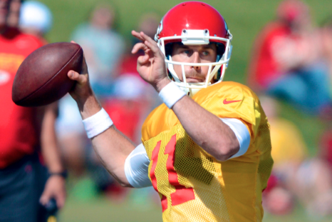Doug Pederson Believes Alex Smith Is NFL's Best Quarterback