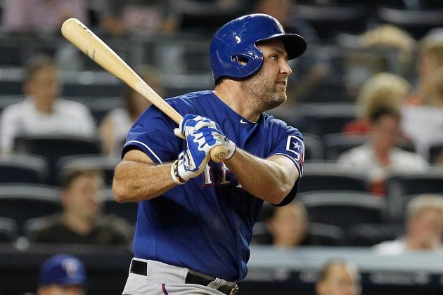 Lance Berkman Won't Retire Because the Rangers Need Help on Offense