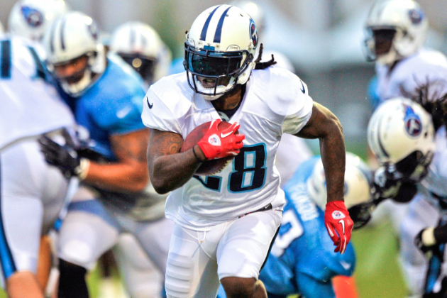 Chris Johnson Injury: Updates on Titans Star's Ankle