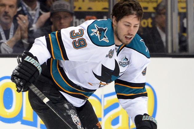 Has Logan Couture Joined the Ranks of NHL Elite?