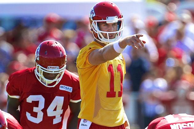 Where Does Alex Smith Really Rank Amongst NFL QBs?