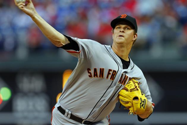 Giants Rally Late to Make Winner out of Cain