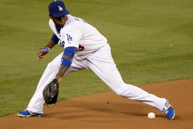Hanley Ramirez Video: Watch Dodgers Shortstop Pull off Amazing Double Play