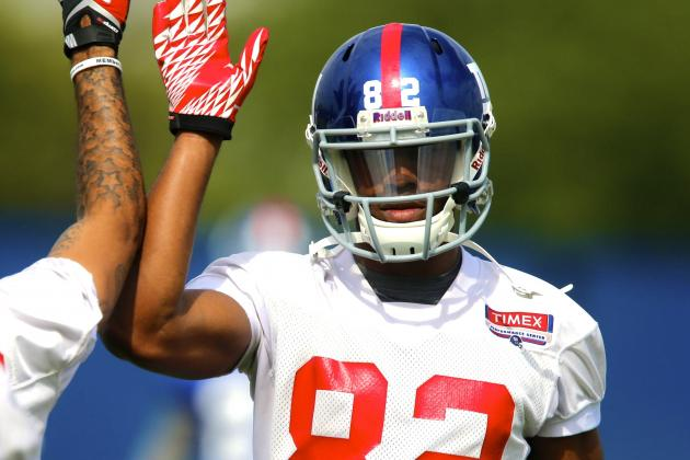 New York Giants Training Camp: How Rueben Randle's Emergence Affects NY Offense