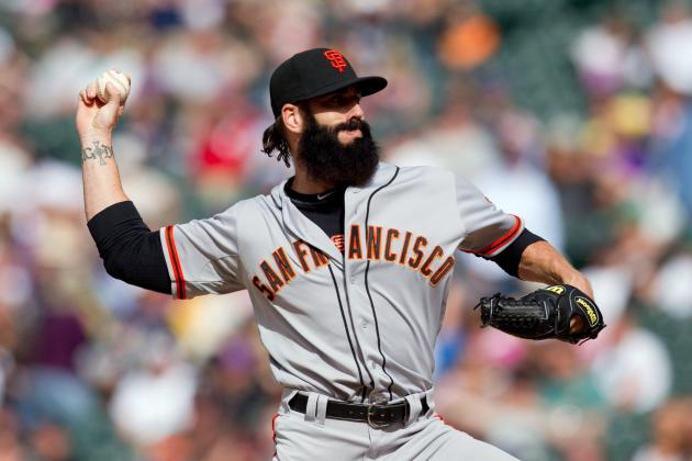 Giants Pass on Brian Wilson, Put Their Faith in Sergio Romo