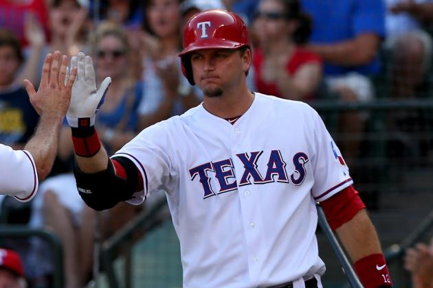 Rangers Pierzynski: No Sympathy for Penalized PED Users