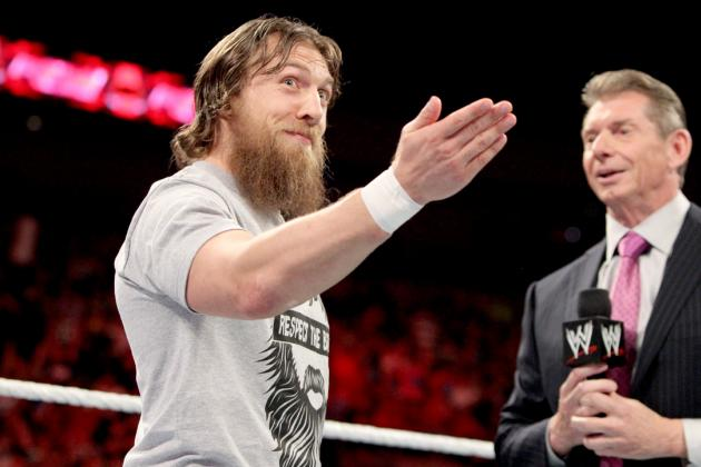 Daniel Bryan Must Defeat John Cena to Cement Legitimacy as a Top WWE Star