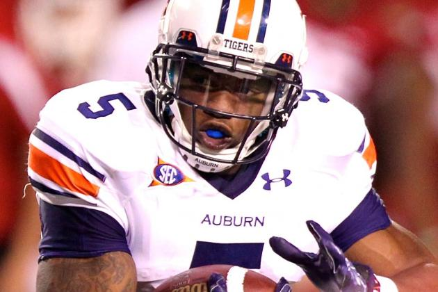 Former Auburn Running Back Michael Dyer Transferring to Louisville