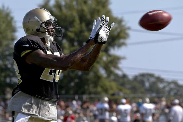 Ryan Says New Orleans Saints Got the 'Best Free Agent out There' in Lewis