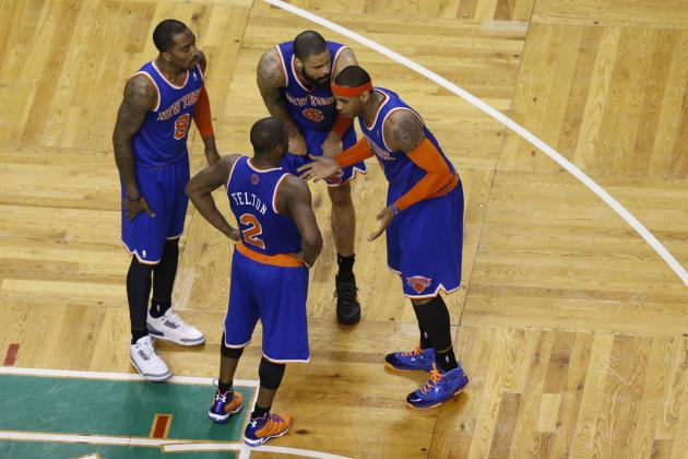 Are NY Knicks Building Around Carmelo Anthony with the Wrong Players?