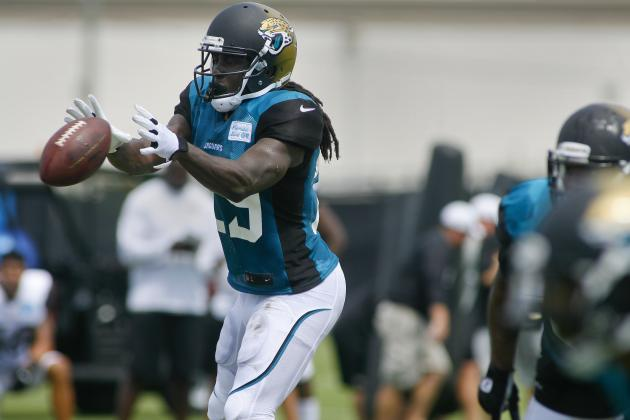 Jags Narrow Role for 'Offensive Weapon' Denard Robinson