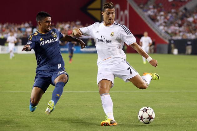 Real Madrid vs. LA Galaxy: Score, Grades and Post-Match Reaction
