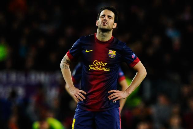 Manchester United Transfer Rumours: Club Must Launch Final Bid for Cesc Fabregas