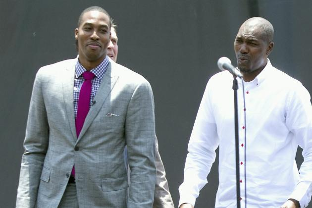 Biggest Lessons Hakeem Olajuwon Must Teach Dwight Howard