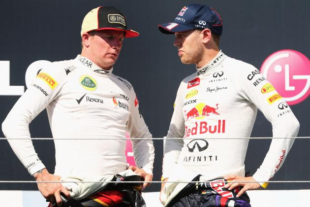Breaking Down Where Red Bull Stand in 2014 F1 Driver Search