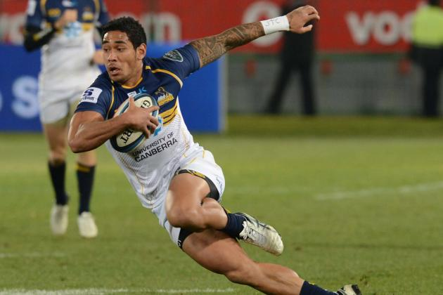 Super XV 2013 Final: Full Preview and Predictions as Chiefs Meet Brumbies