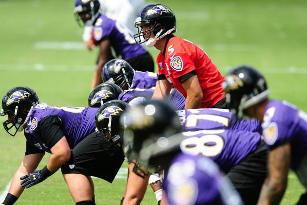 Ravens Release First Official Depth Chart of Training Camp