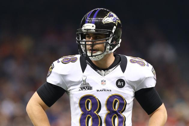 With Dennis Pitta out for Season, Ravens Offense Adjusting Well