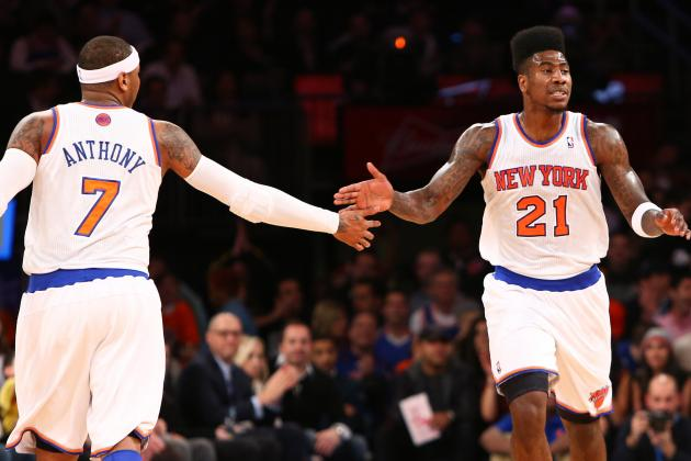 Why Iman Shumpert Is Key to New York Knicks Elevating Playoff Ceiling