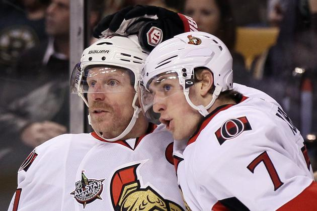 Ottawa Sens Centre Kyle Turris Was Sad to Say Goodbye to Daniel Alfredsson