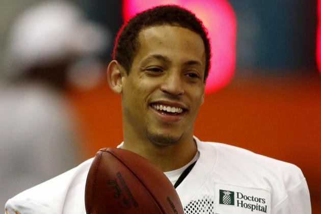 Brent Grimes Excited for Return to Game Action