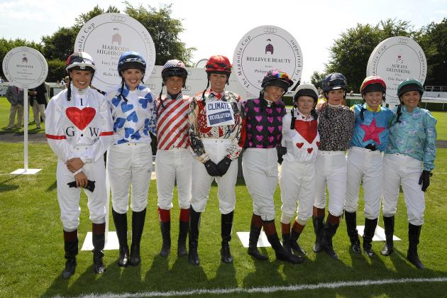 Glorious Goodwood Racing 2013: Magnolia Cup Takes Centre Stage on Ladies Day