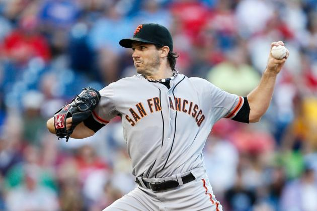 Has Barry Zito Made His Last Start as a Giant?