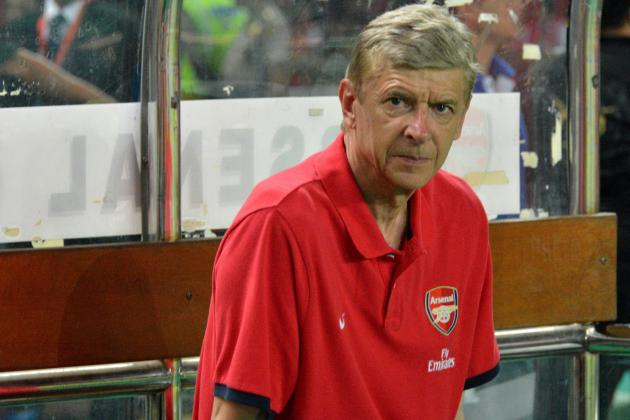 Arsenal Transfer News: Arsene Wenger Discusses Luis Suarez Pursuit