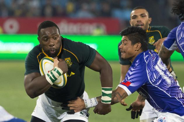 Rugby Championship: Breaking Down South Africa's Strengths and Weaknesses