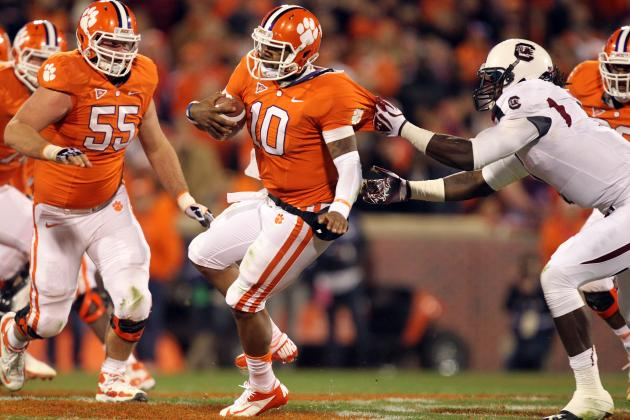 Your Best 11 Mailbag: Clemson, New Schemes and Jadeveon Clowney