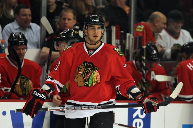 Chicago Blackhawks: Brandon Pirri, Not Brandon Saad, Should Get Look at Center