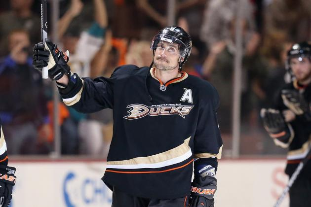 Ducks Holding Spot for Teemu Selanne If 'He Wants It Bad'
