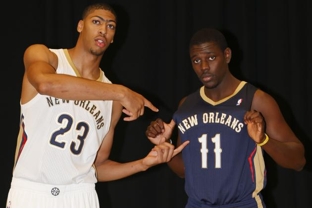 New Orleans Pelicans New Uniforms' Generic Design Doesn't Fit Colorful City